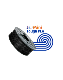 da Vinci Junior / Mini Tough PLA Filament Black