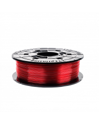 da Vinci Junior / Mini / Nano PETG Filament Clear Red