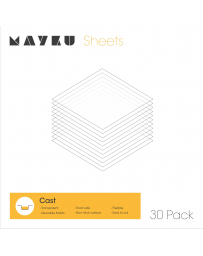 Mayku Cast Sheets, 30pack