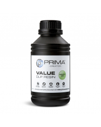 PrimaCreator Value UV / DLP Resin - 500 ml - Transparent Green