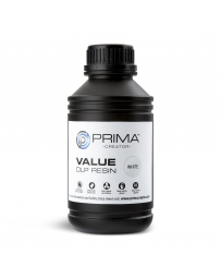 PrimaCreator Value UV / DLP Resin - 500 ml - White