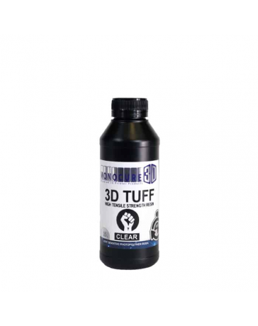 Monocure 3D TUFF™ Resin - 500 ml - Clear