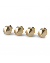 PrimaCreator MK8 Mixed Size Brass Nozzle - 4 pcs (0.20 mm/0.40 mm/0.60 mm/0.80 mm)